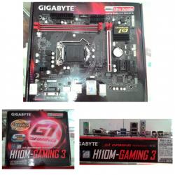 GA H110M GAMING3 1151